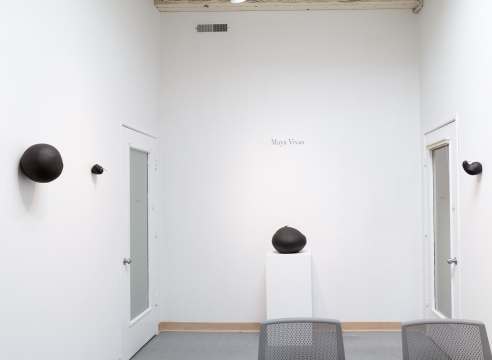 "Maya Vivas - selections from ""i have no choice but to suck the juice out, and who am i to blame"" - July/August 2019 - Russo Lee Gallery"