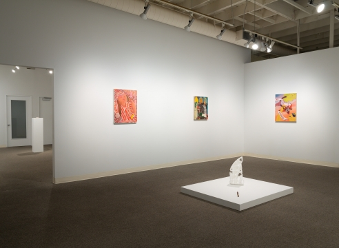 Drinking the Reflection | Installation View | November 2019
