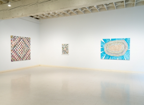 Whitney Nye - Tack - Russo Lee Gallery - July 2019 - Installation View