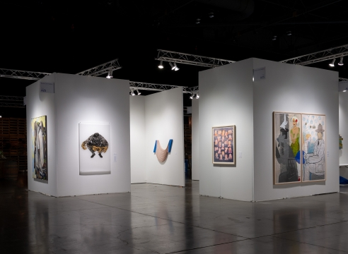 Russo Lee Gallery - Booth A25 - Seattle Art Fair 2019