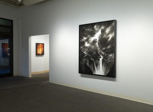 Amory Abbott - Anthelion - Russo Lee Gallery - February 2019 - Installation View