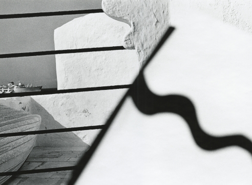 Ray K. Metzker: Black & Light