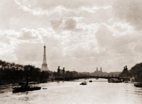 John F. Collins: Paris