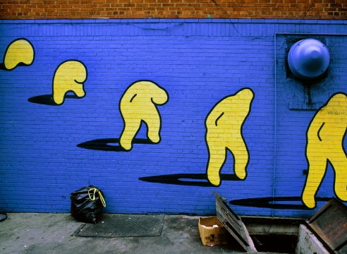 XCIA's Street Art Project: The First Four Decades