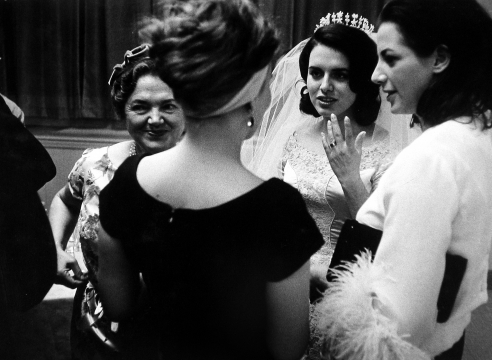 Garry Winogrand: The Wedding