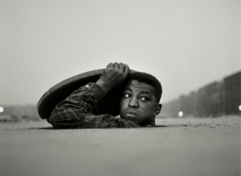 Contact: Gordon Parks, Ralph Ellison, and 'Invisible Man'