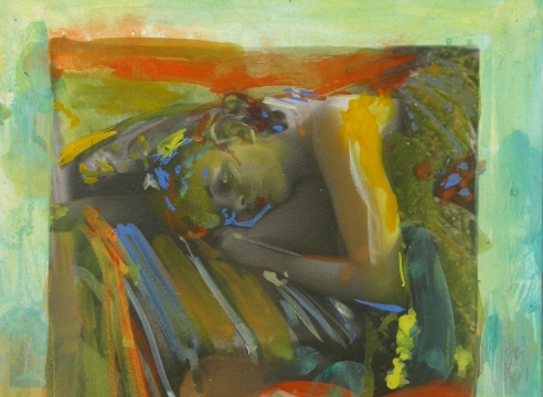 Saul Leiter: Painted Photographs