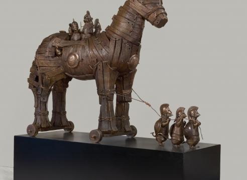Micenaean Horse