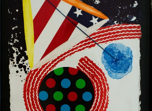 James Rosenquist, (American, 1933-2017)