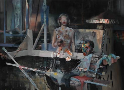 Daniel Pitin: A Race of Peeping Toms
