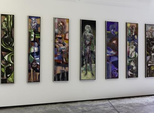 Nye malerier