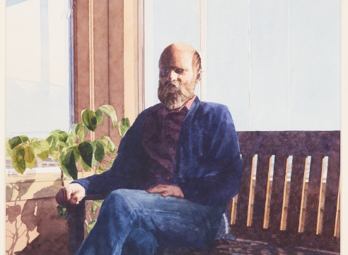 Robert Bechtle: Self-Portraits, 1964 - 2005