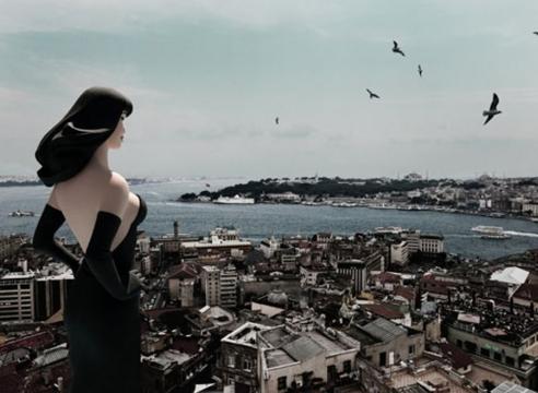 Kezban Arca Batibeka at Istanbul Inn London