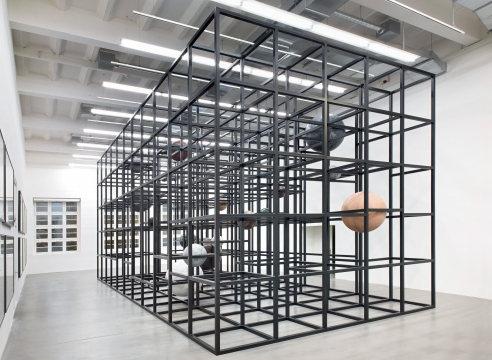Alicja Kwade: LinienLand