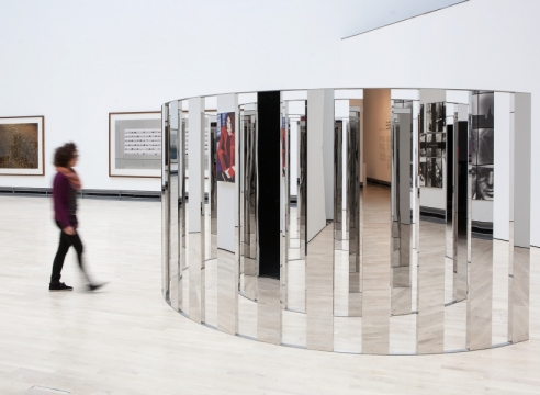 Jeppe Hein | Now is the time: 25 Years Collection Kunstmuseum Wolfsburg