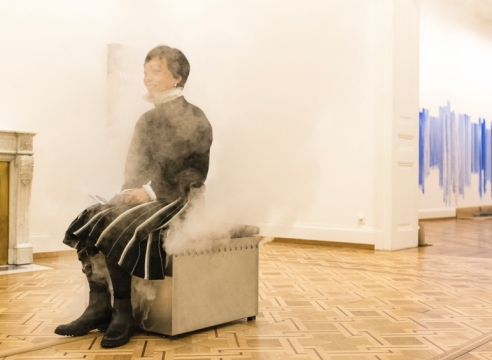 Jeppe Hein | Inhale - Hold - Exhale