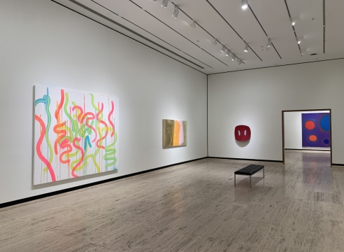 Sue Williams | Point of Departure: Abstraction 1958–Present