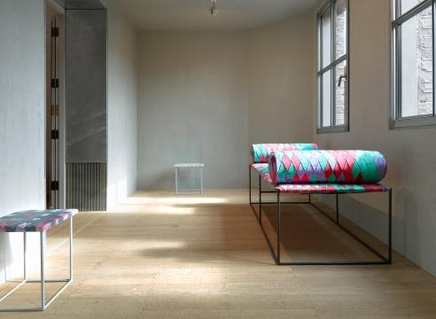 Eva Rothschild | Furniture, Tapestry and Ceramics