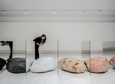 Alicja Kwade | Hypothetical Reality
