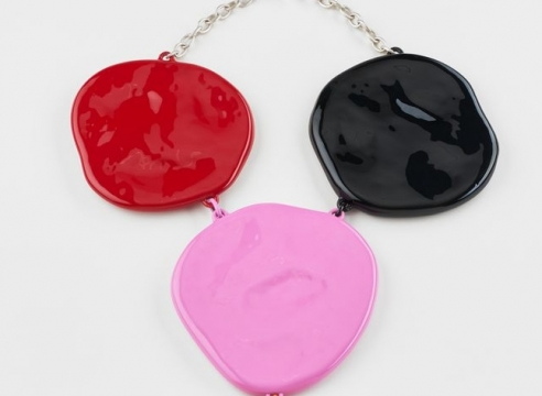 Mary Heilmann | Outrageous Ornament: Extreme Jewelry in the 21st Century
