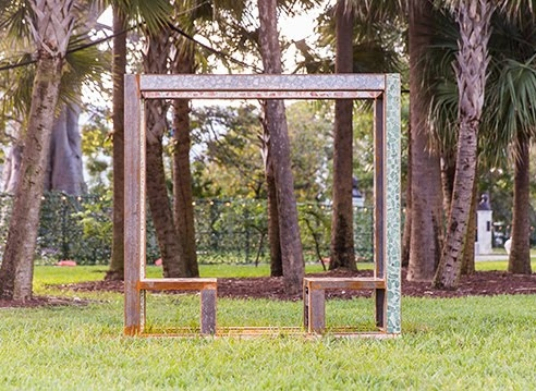 Sam Falls | Sculpture Garden Biennale