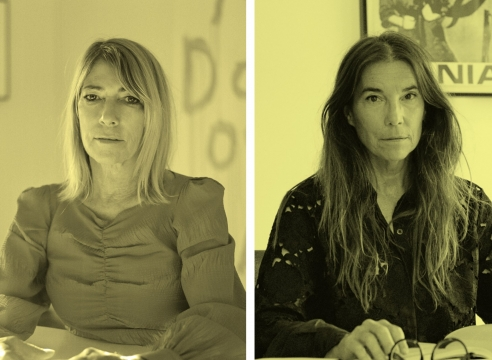 Lisa Spellman and Kim Gordon   Art Basel Podcast - Intersections #3