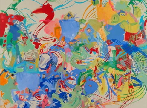 Sue Williams | Chaos and Awe: Painting for the 21st Century