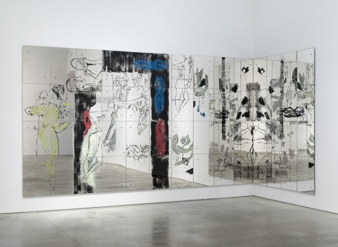 Nick Mauss |  The Whitney's Collection: Selections from 1900-1965