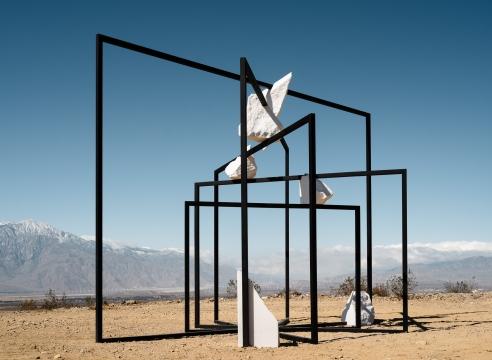 Alicja Kwade   Desert X 2021 - The Film