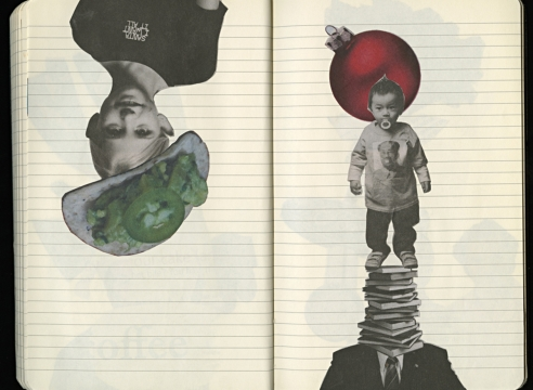 Daily Collage, 2011