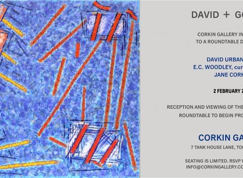 David + Goliath: A New Exhibition