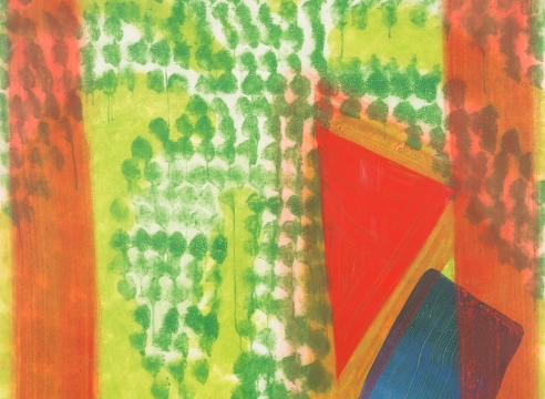 Howard Hodgkin: Selected Prints