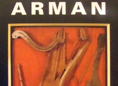 Arman: A Survey 1954-2002