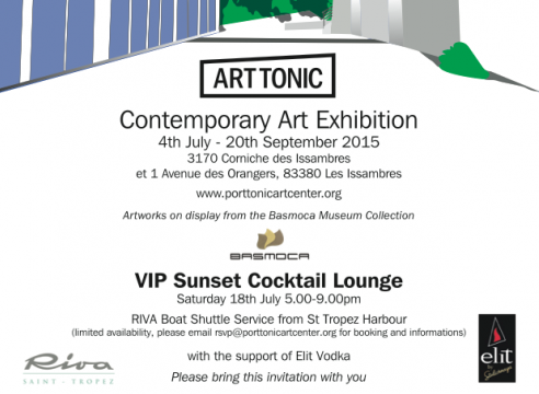 Art Tonic: Contemporary Art Exhibition