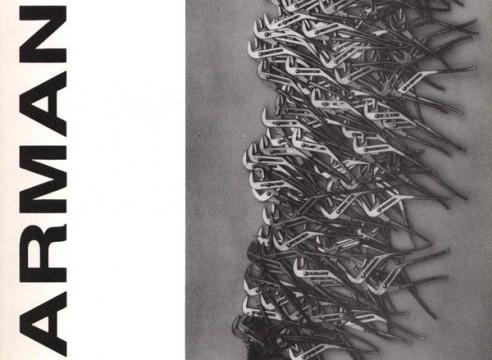 Arman: Wall Pieces 1980-1982