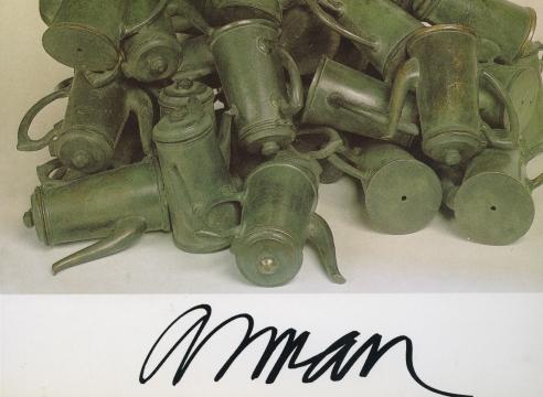Arman O L'oggetto come Alfabeto: Retrospettiva 1955-1984