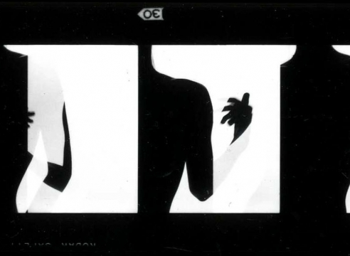 Ray K Metzker: Stripteases + Penn Center Pieces