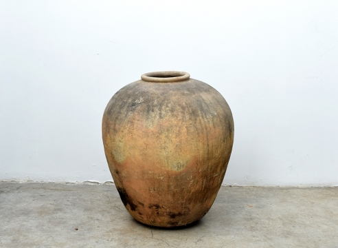 1920s Mexican Clay Pot