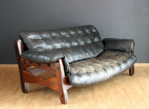 Descanso 3 seater Sofa / Don Shoemaker