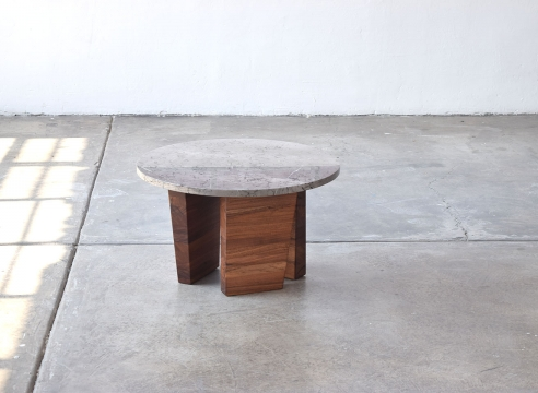 "Side Table ""TEOCA"". Colección VOLCAN"