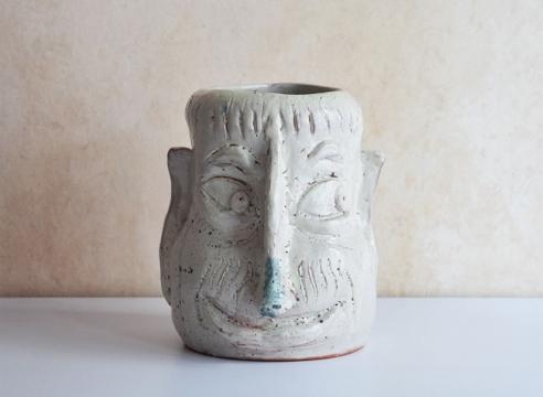 Ceramic Head1 / Manuel Parra