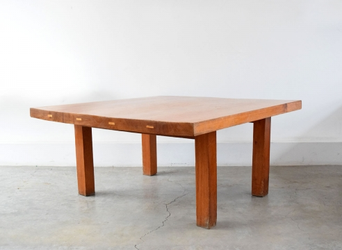 Casa Prieto Lopez Dinning Table / Luis Barragan