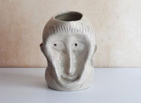 Ceramic Head 3 / Manuel Parra