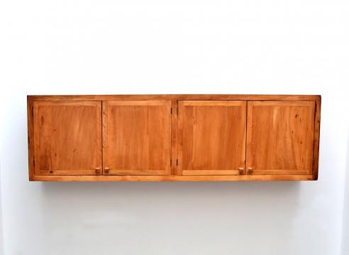 Casa Prieto Lopez Wall Cabinet / Luis Barragan