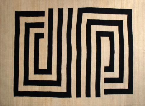Henequen Tapestry 2 / Trine Ellitsgaard