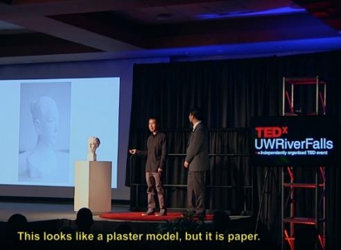 Li Hongbo's TEDx Talk