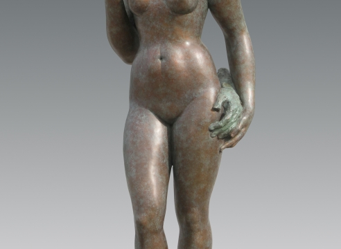 Big Woman Statue