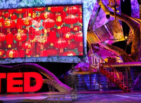 Liu Bolin's TED Talk
