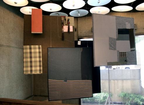 线: 美国黑人艺术家的纺织品和纤维作品(北京,中国)