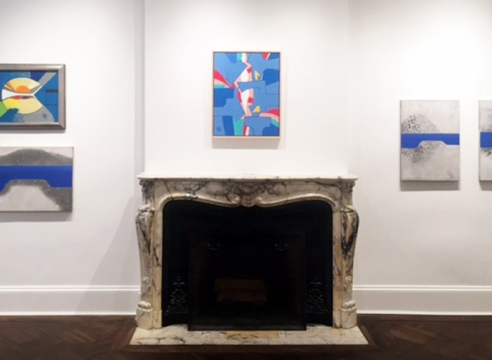 Abstraction: Artists of the Gallery